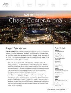 Chase center arena