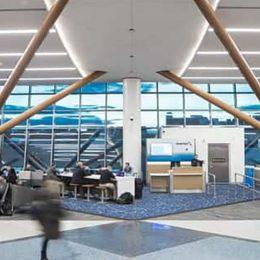 Boston Logan Airport, Terminal B