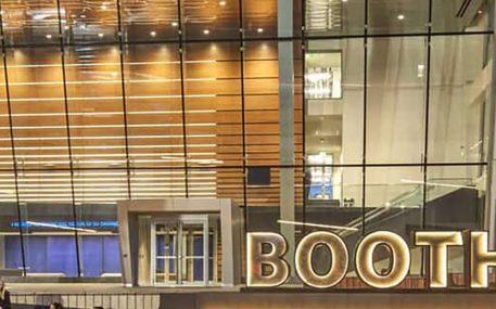 Booth Theatre – Boston Arts Plaza