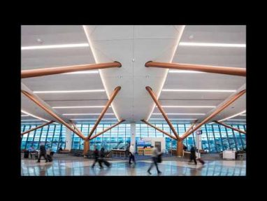 Boston Airport Terminal B – Targetti Project